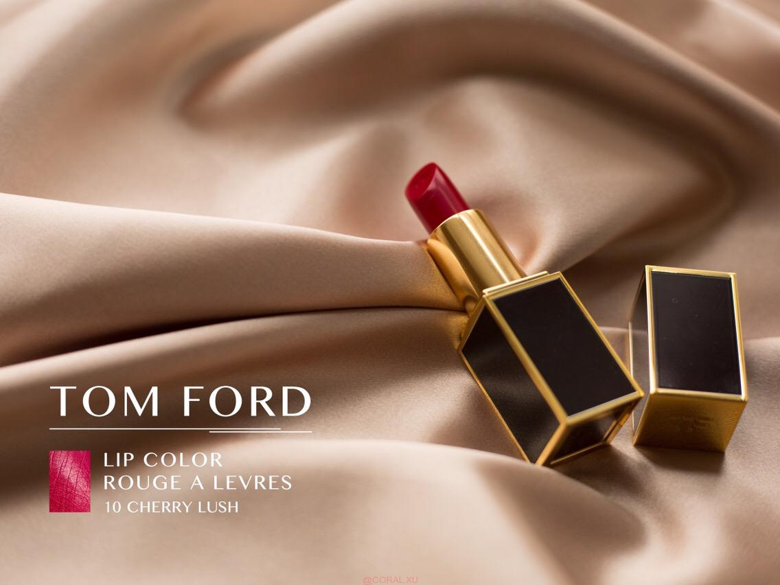 IMG 0333 - Tom Ford Cherry Lush 2018 review