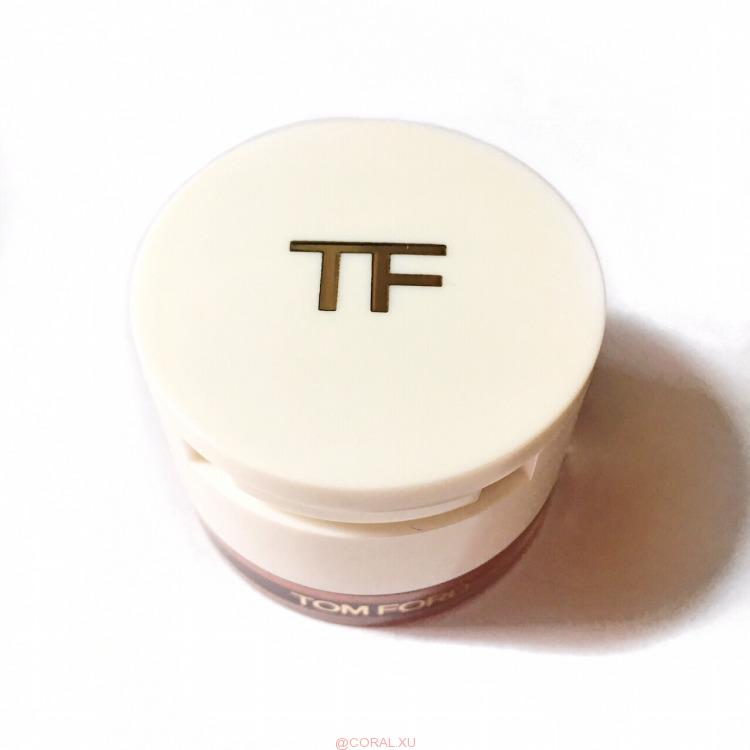 "20181001164648 - Tom Ford Cream and Powder Eye Color in ""Golden Peach"" Review"